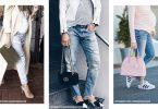 ג׳ינס בהריון הפריט הכי חשוב בארון
