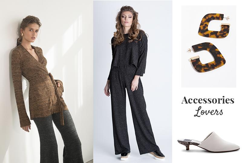 המלצות אופנה בהריון חובבות האקססוריז