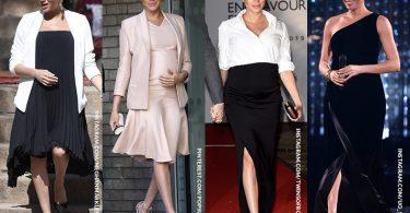 המלצות אופנה בהריון בהשראת מייגן מרקל